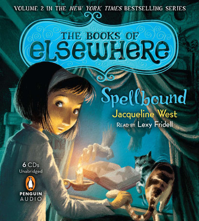 Spellbound by Jacqueline West