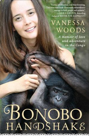 Bonobo Handshake by Vanessa Woods