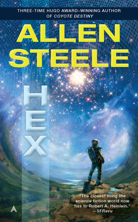 Hex by Allen Steele