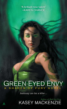 Green-Eyed Envy by Kasey Mackenzie