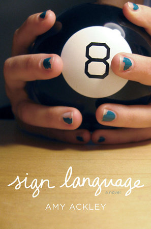 Sign Language by Amy Ackley