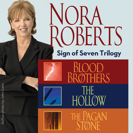 Nora Roberts The Sign of Seven Trilogy by Nora Roberts
