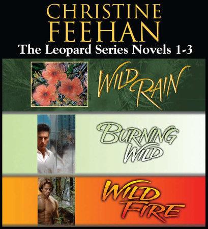 Christine Feehan The Leopard Series Novels 1-3 by Christine Feehan