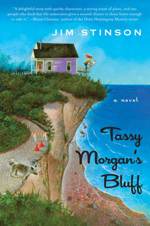 Tassy Morgan's Bluff by Jim Stinson