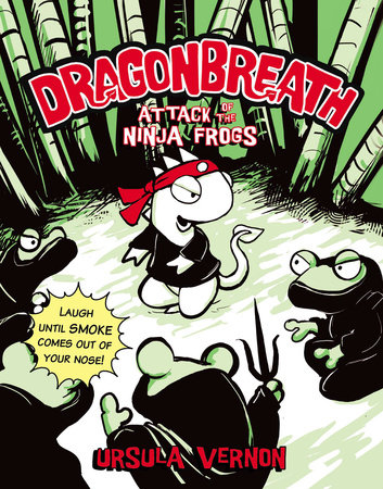 Dragonbreath #2 by Ursula Vernon