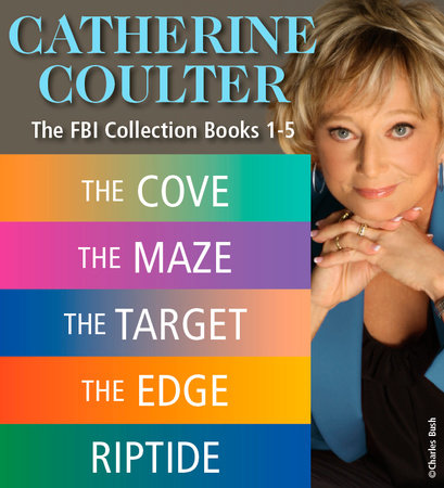 Catherine Coulter THE FBI THRILLERS COLLECTION Books 1-5 by Catherine Coulter