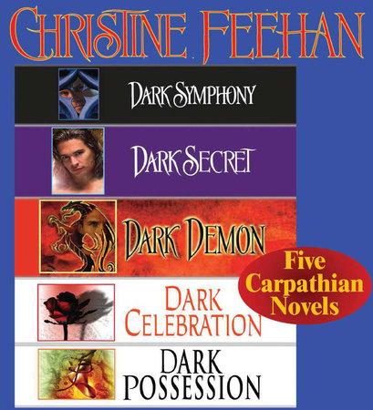 Christine Feehan 5 CARPATHIAN NOVELS by Christine Feehan