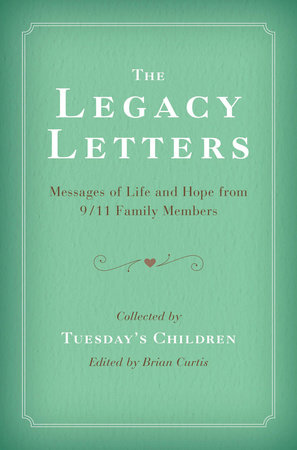 The Legacy Letters by Tuesday's Children