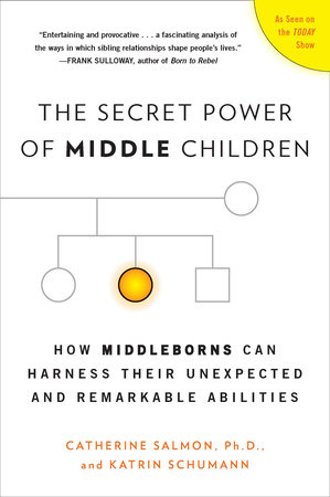 The Secret Power of Middle Children by Catherine Salmon Ph.D. and Katrin Schumann