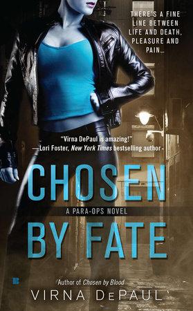 Chosen by Fate by Virna DePaul