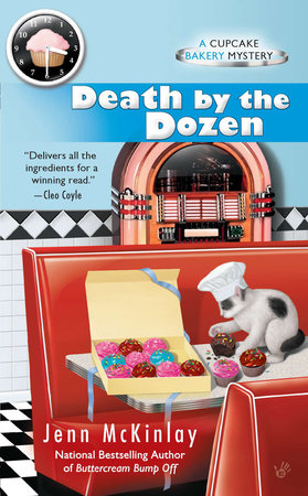Death by the Dozen by Jenn McKinlay