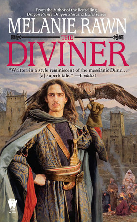 The Diviner by Melanie Rawn