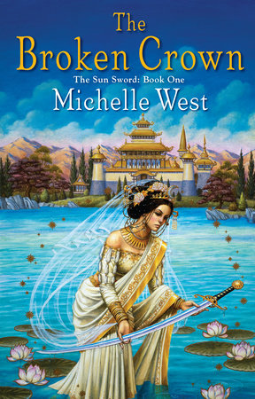 The Broken Crown by Michelle West