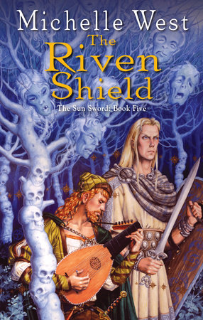 The Riven Shield by Michelle West