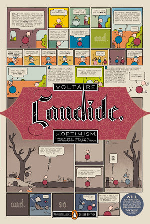 Candide by Francois Voltaire