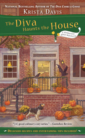The Diva Haunts the House by Krista Davis