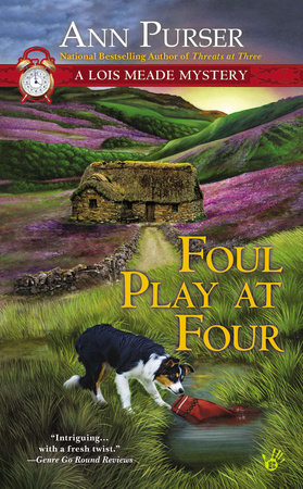Foul Play at Four by Ann Purser