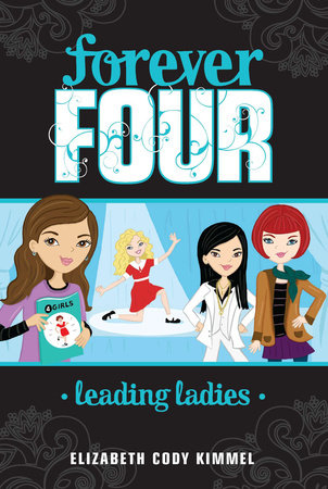 Leading Ladies #2 (HC) by Elizabeth Cody Kimmel