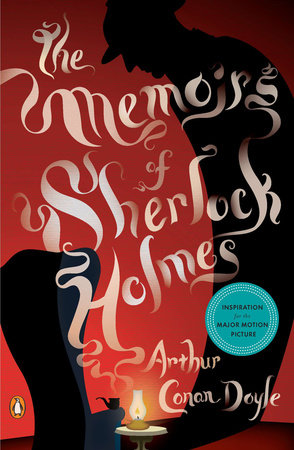 The cover of the book The Memoirs of Sherlock Holmes