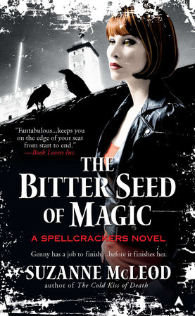 The Bitter Seed of Magic by Suzanne McLeod