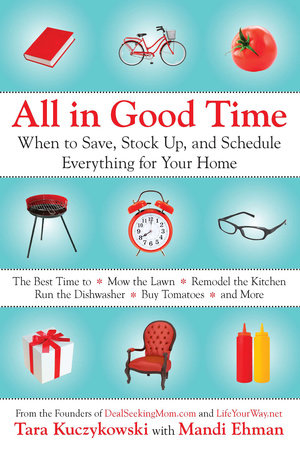 All In Good Time by Tara Kuczykowski and Mandi Ehman