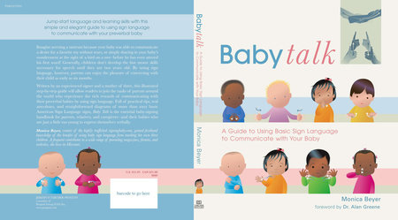 Baby Talk by Monica Beyer