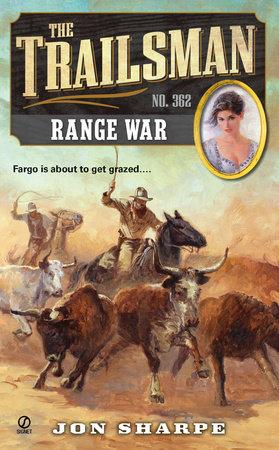 The Trailsman #362 by Jon Sharpe