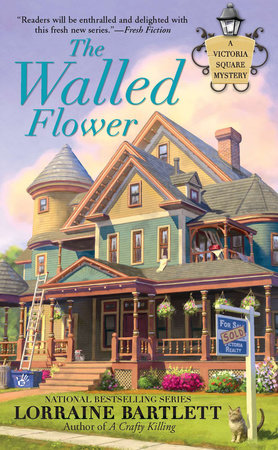 The Walled Flower by Lorraine Bartlett