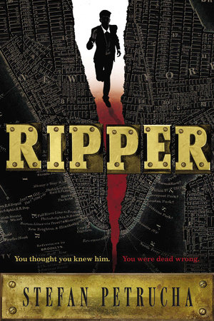 Ripper by Stefan Petrucha