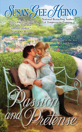 Passion and Pretense by Susan Gee Heino