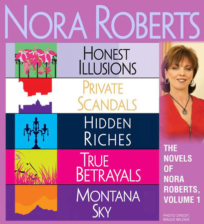 The Novels of Nora Roberts, Volume 1 by Nora Roberts