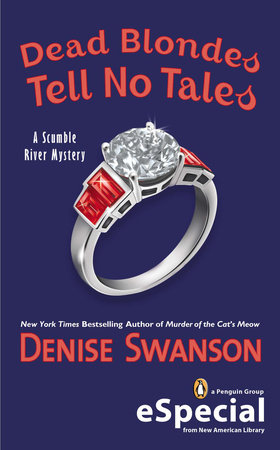 Dead Blondes Tell No Tales by Denise Swanson