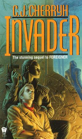 Invader by C. J. Cherryh