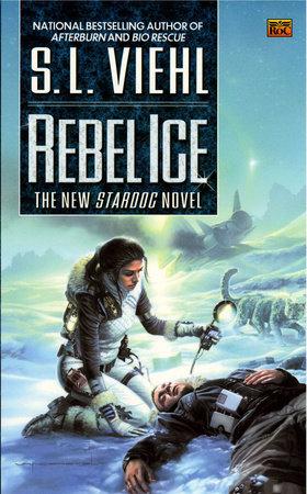 Rebel Ice by S.L. Viehl