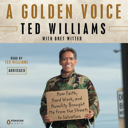 A Golden Voice by Ted Williams