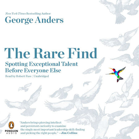 The Rare Find by George Anders