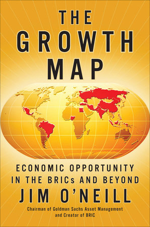 The Growth Map by Jim O'neill