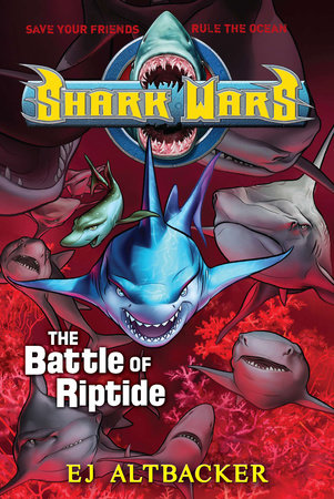 Shark Wars #2 by EJ Altbacker