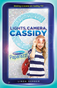 Lights, Camera, Cassidy: Paparazzi