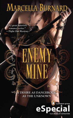 Enemy Mine by Marcella Burnard