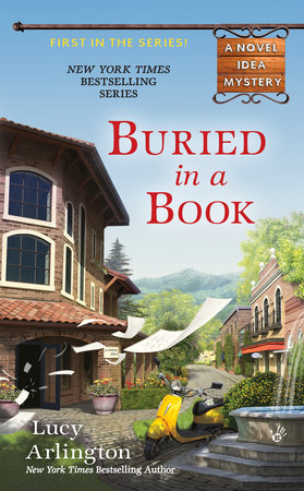 Buried in a Book by Lucy Arlington
