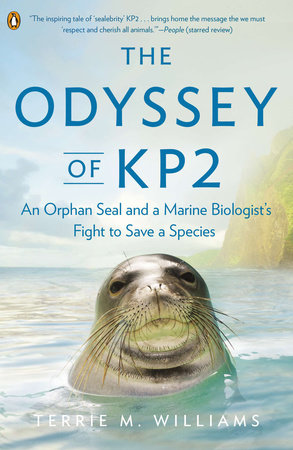 The Odyssey of KP2 by Terrie M. Williams
