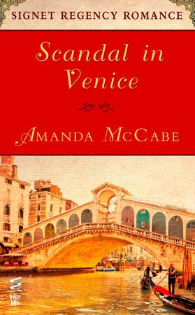 Scandal in Venice by Amanda McCabe