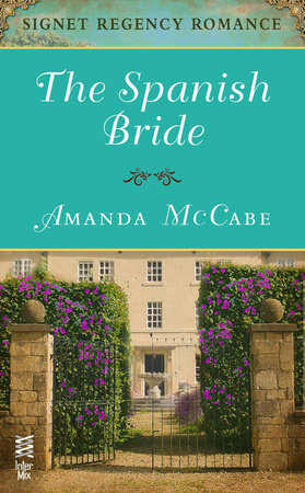 The Spanish Bride by Amanda McCabe