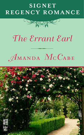 The Errant Earl by Amanda McCabe
