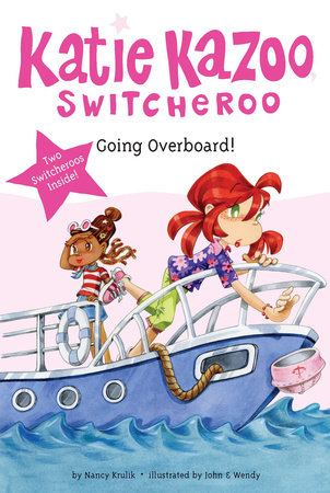 Super Special: Going Overboard! by Nancy Krulik