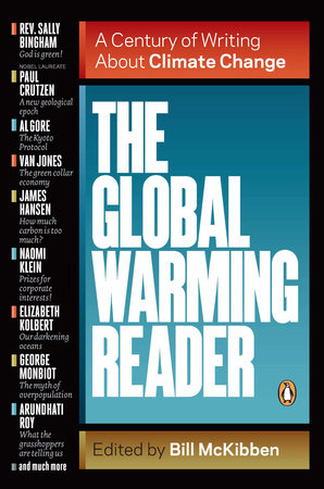 The Global Warming Reader by Bill McKibben