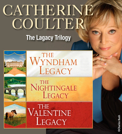 Catherine Coulter: The Legacy Trilogy 1-3 by Catherine Coulter