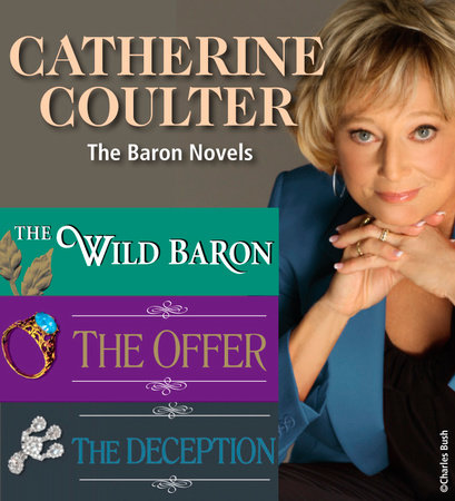 Catherine Coulter: The Baron Novels 1-3 by Catherine Coulter