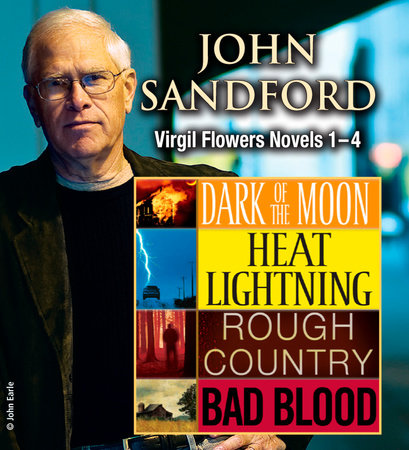 John Sandford: Virgil Flowers Novels 1-4 by John Sandford